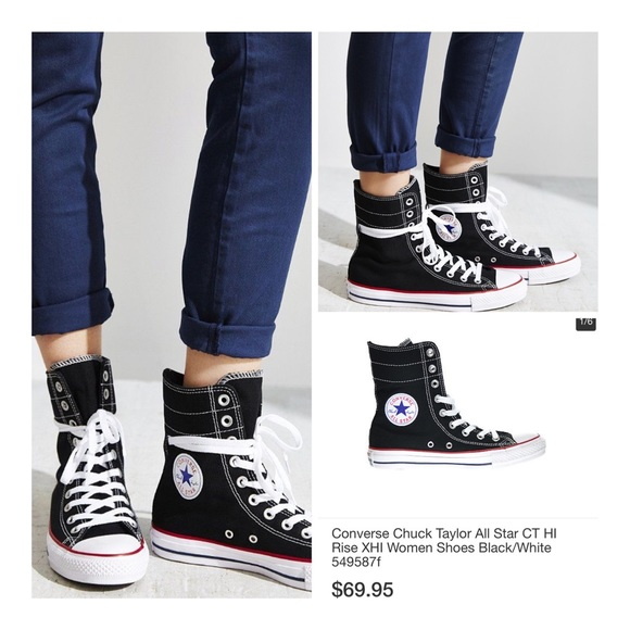 NWOT CONVERSE Chuck Taylor ALL STAR HIRise Sneaker